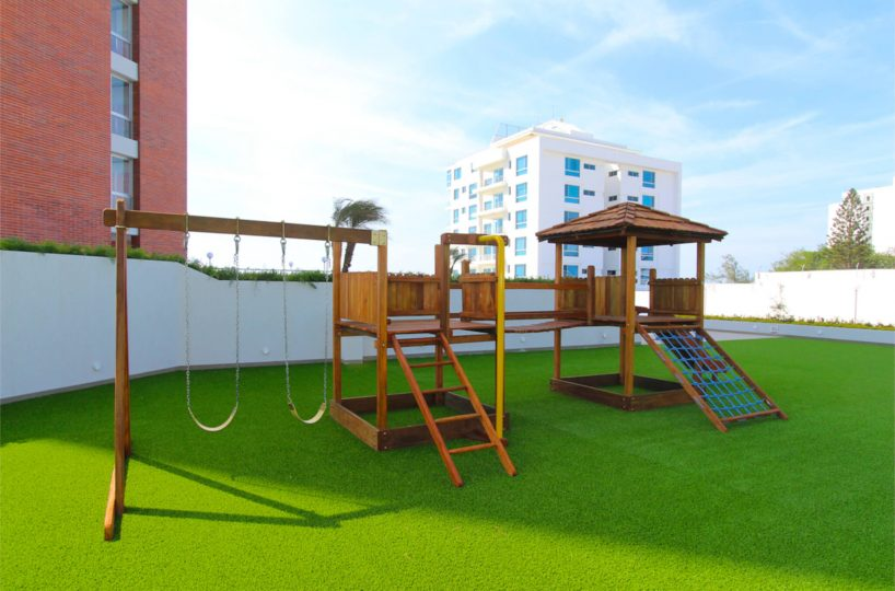 Play Kids Beach Condo Ecuador