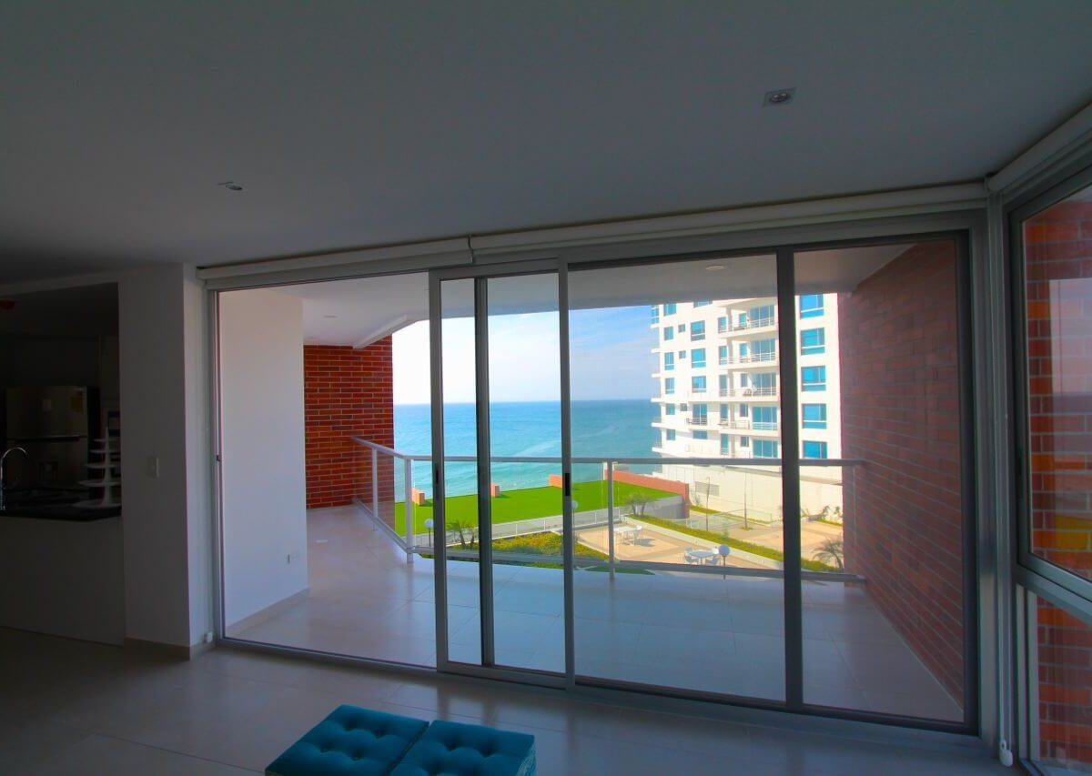 View Beach Condo Ecuador