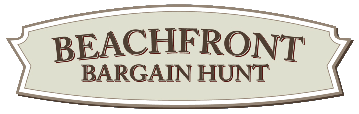 Beachfront Bargain Hunt Logo