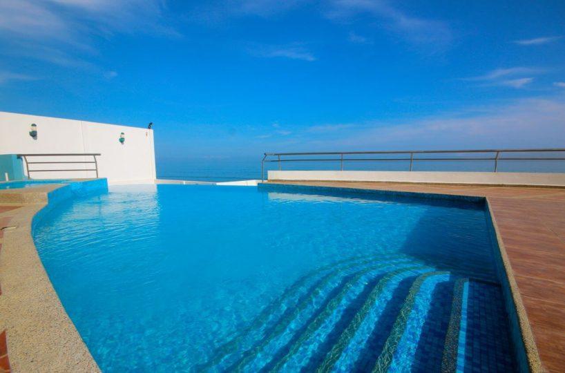 Condo Pool View