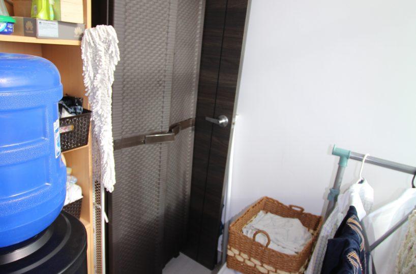 Three Bedroom Condo Laundry