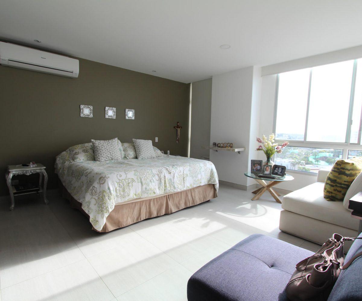 Three Bedroom Condo Living Room Bedroom