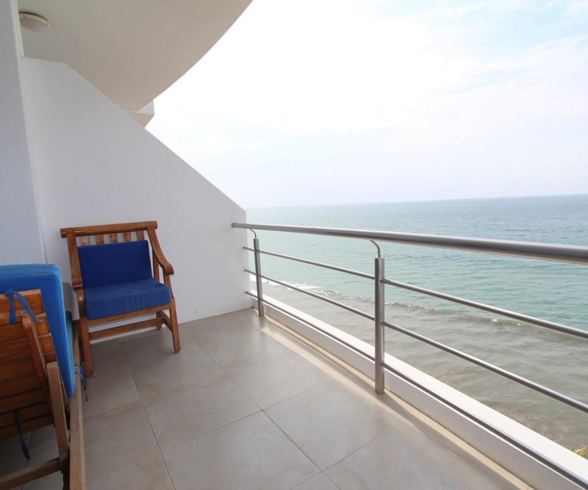 Las Olas Apartment Balcony