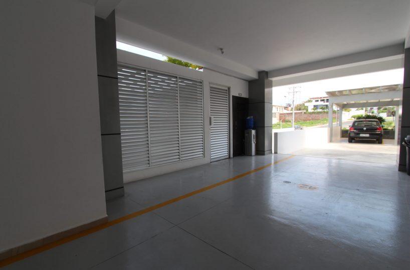 Las Olas Apartment Garage
