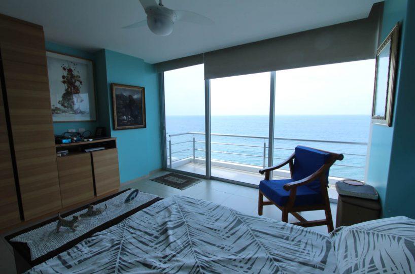 Las Olas Apartment seaview