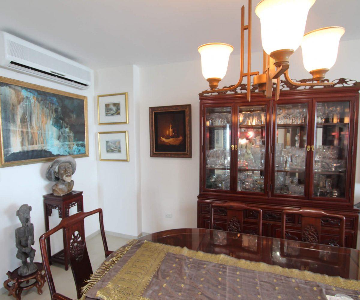 Las Olas Apartment Dining
