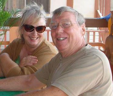 Louise & Gary Mullins