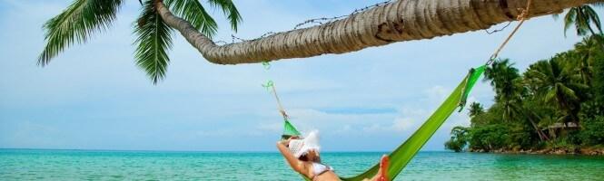 Vacation Beach in Manta