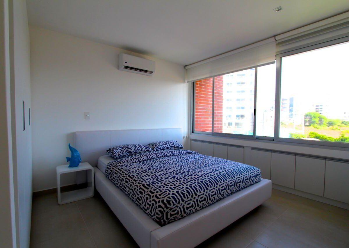 Room Beach Condo Ecuador