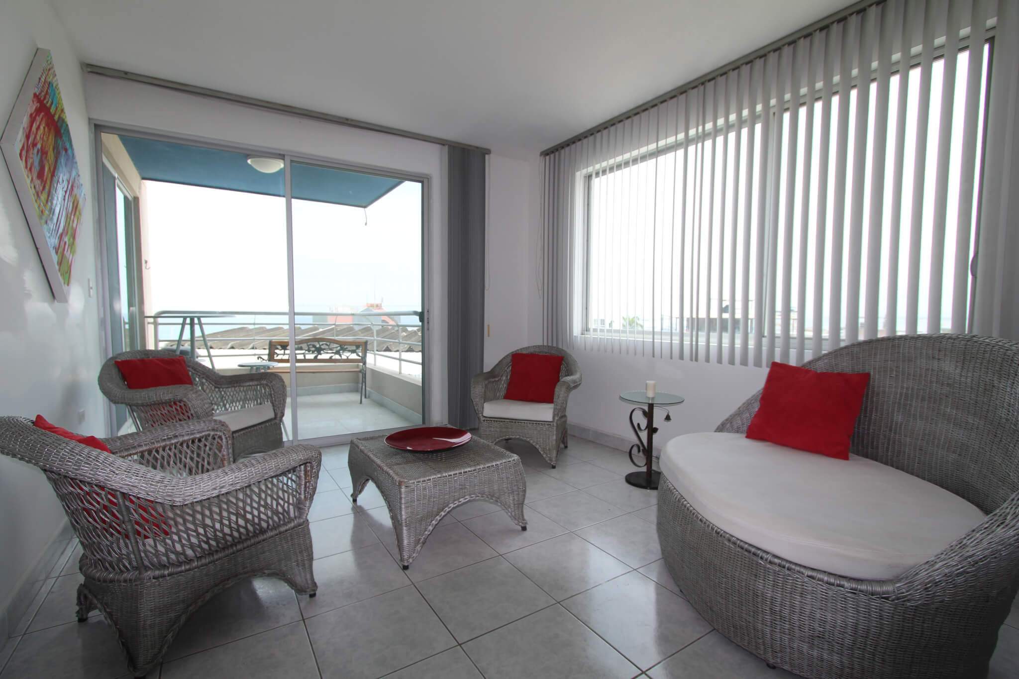 living room garage two bedroom apartment in central manta ecuador alongside 11218