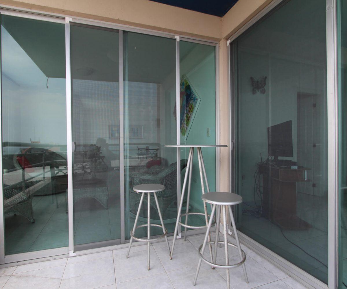 Balcony Apartment View