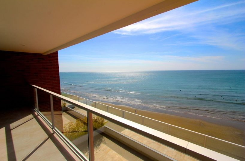 Beach View Balcony Condo