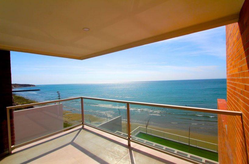 Beach View Balcony Condo