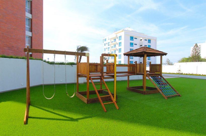 Play Kids Beach Condo Ecuador