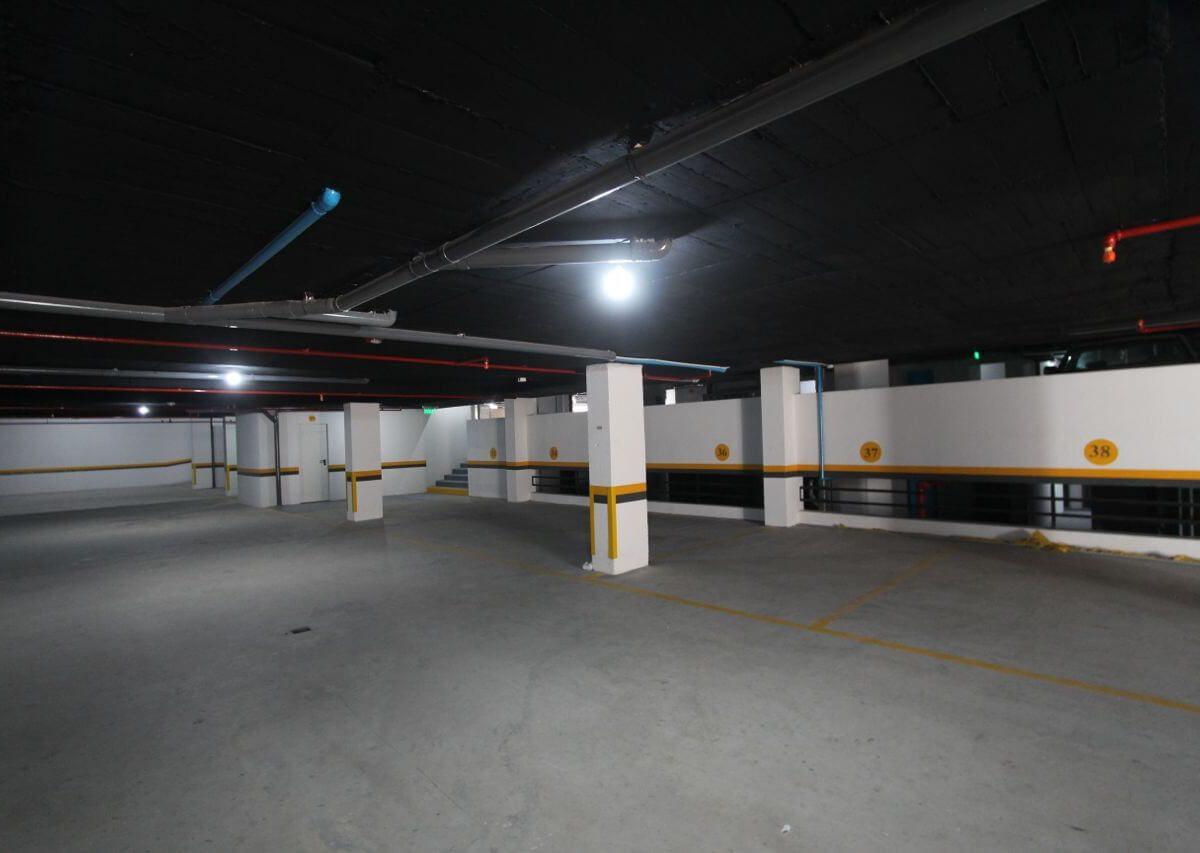 Garage Ibiza Building