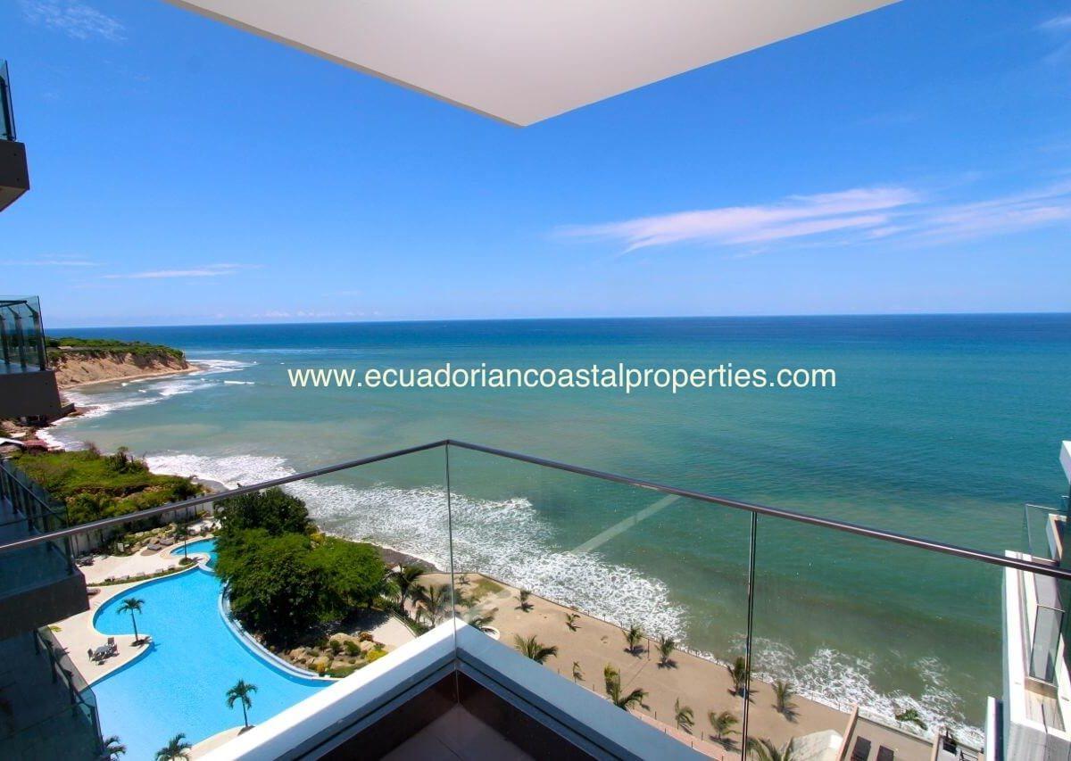 Poseidon Manta Beach Building Balcony 1