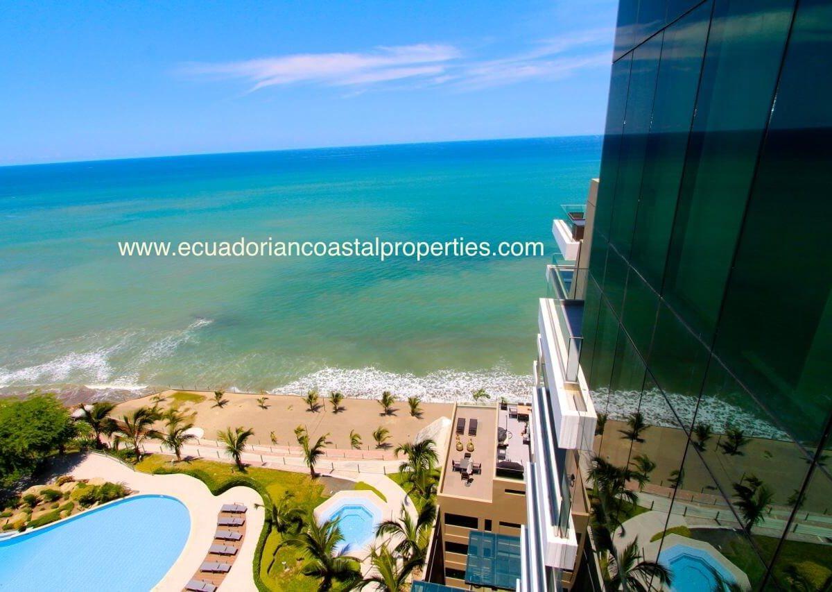 Poseidon Manta Beach Building Balcony 2