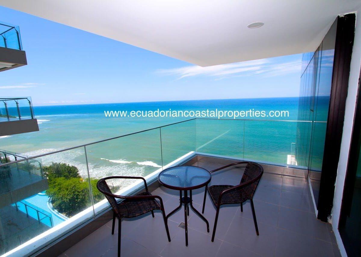 Poseidon Manta Beach Building Balcony 3