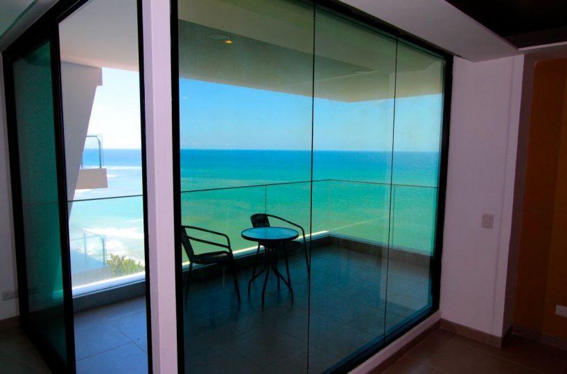 Poseidon Manta Beach Building Balcony 4