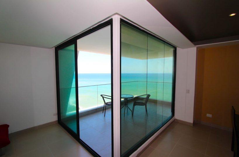 Poseidon Manta Beach Building Balcony 5