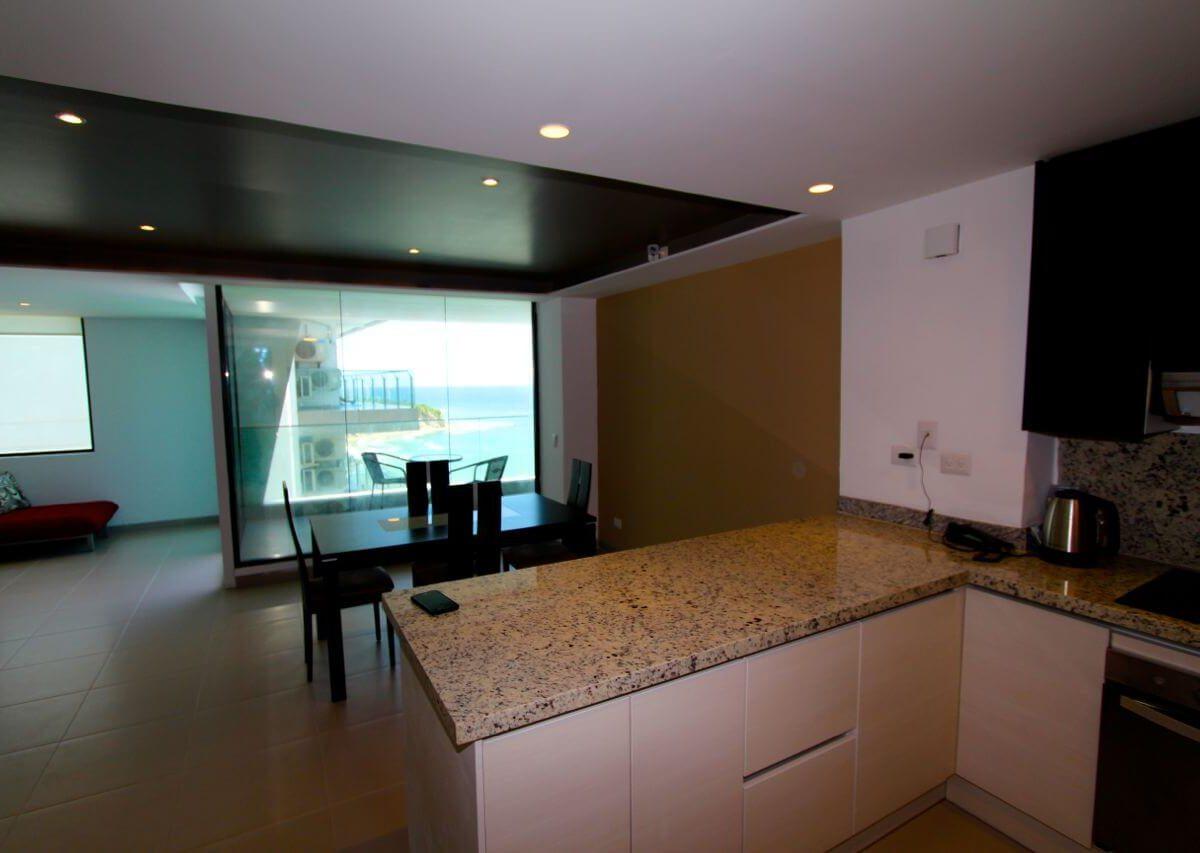 Poseidon Manta Beach Building Balcony 10