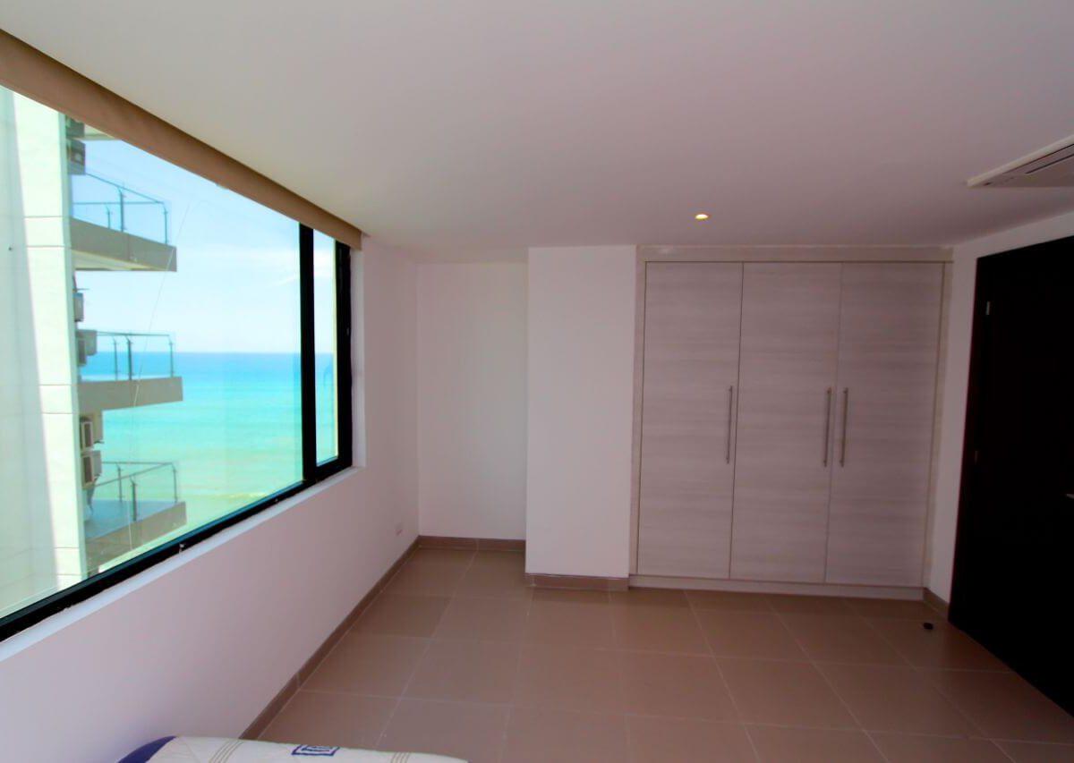 Poseidon Manta Beach Building Balcony 14