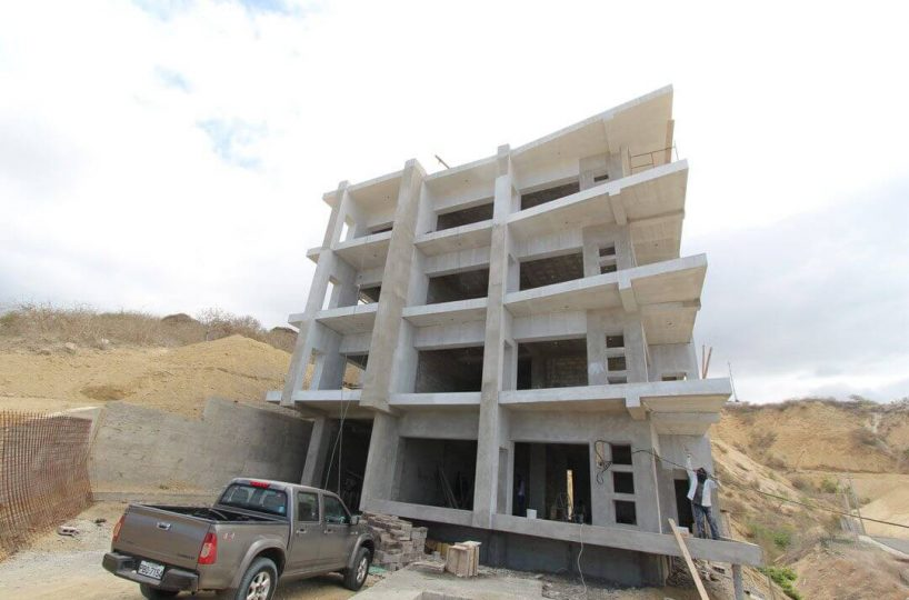 Santa Marianita Beach Building 21