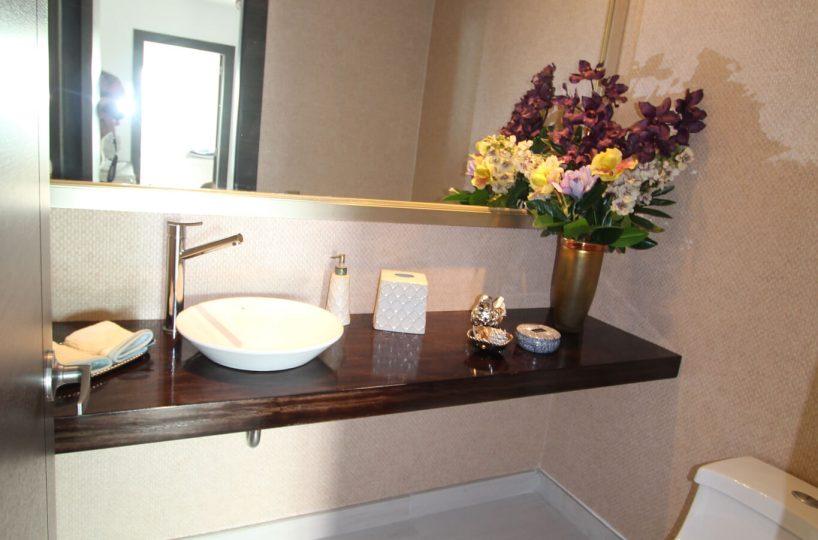 Three Bedroom Condo Bathroom