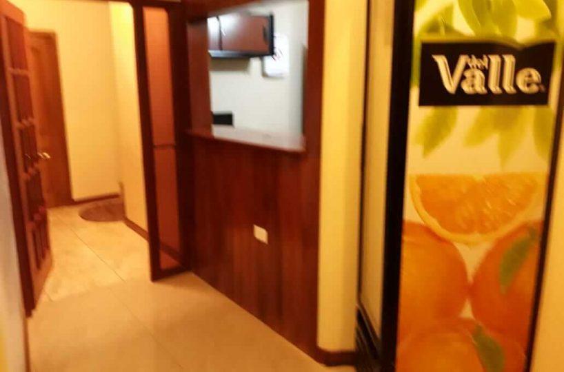 Manta Hotel Entrance