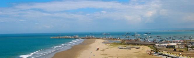 Manta City Beach